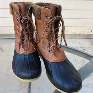 Muk Luks boots!